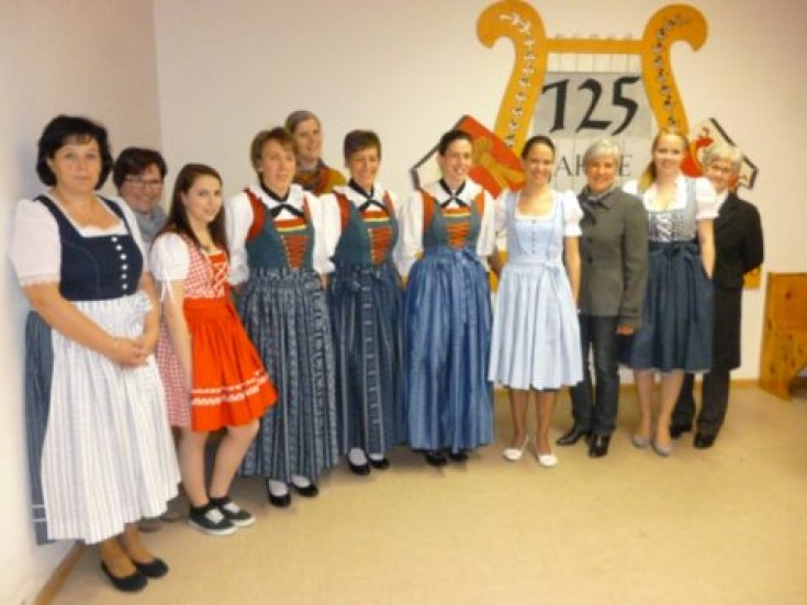 Tracht ist IN